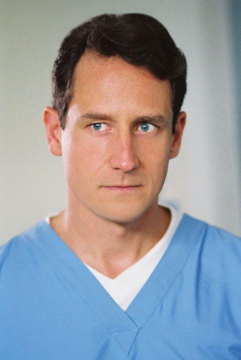 Der prominente Neurochirurg David Stillman (Sam Robards) will sich an keine einzige Liebesnacht erinnern ... - Bildquelle: TM &   2006 CBS Studios Inc. All Rights Reserved.