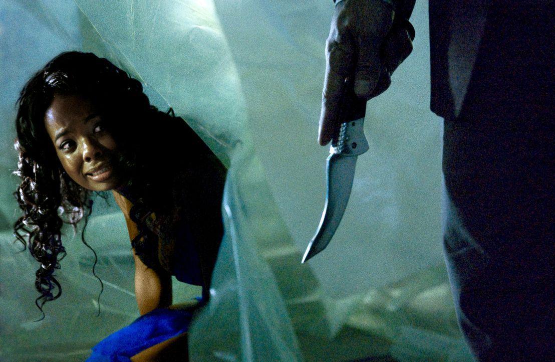 Die Abschlussball-Nacht begann so schön für Lisa (Dana Davis), aber als ihr bewusst wird, wem sie begegnet ist, beginnt für sie ein Albtraum ... - Bildquelle: 2008 Screen Gems, Inc. and Miramax Film Corp. All Rights Reserved.