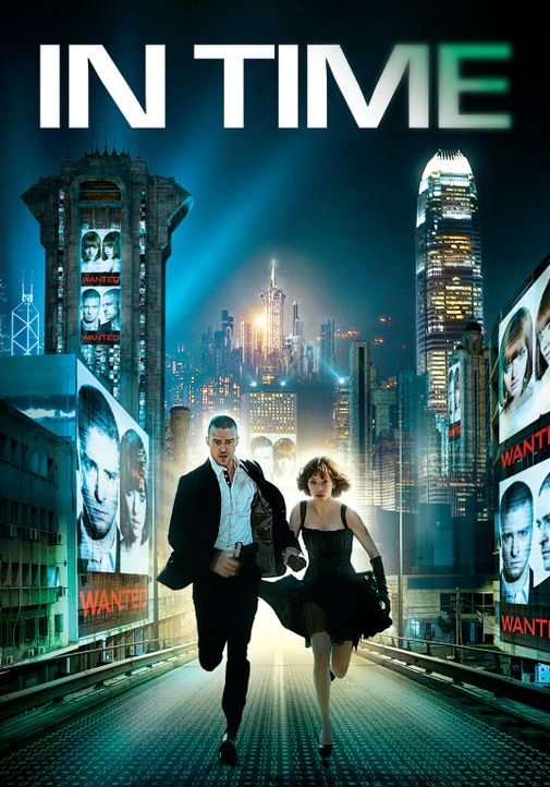 In Time - Plakatmotiv - Bildquelle: 2011 Twentieth Century Fox Film Corporation. All rights reserved.
