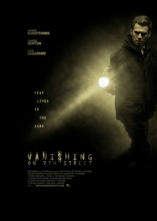 VANISHING ON 7TH STREET - Plakat - Bildquelle: Koch Media GmbH
