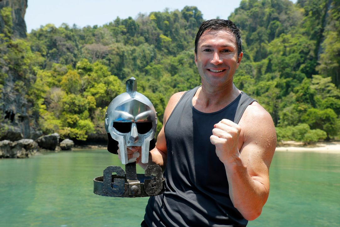 Global Gladiators Episode 6 Lucas (3) - Bildquelle: ProSieben/Richard Hübner