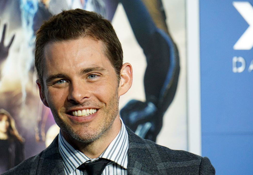 X-Men-Days-of-Future-Past-Premiere-New-York-James-Marsden-3-140510-getty-AFP - Bildquelle: getty-AFP