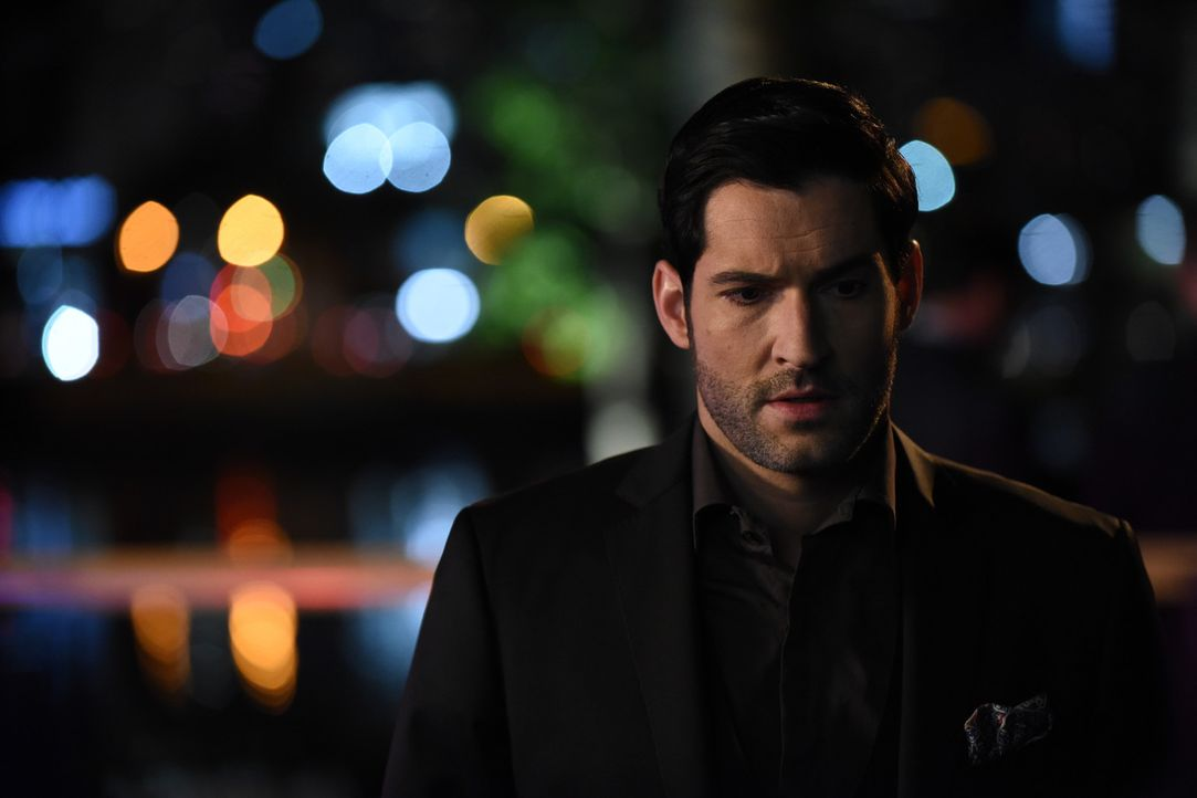 Lucifer (Tom Ellis) - Bildquelle: Ray Mickshaw 2017 Fox Broadcasting Co.