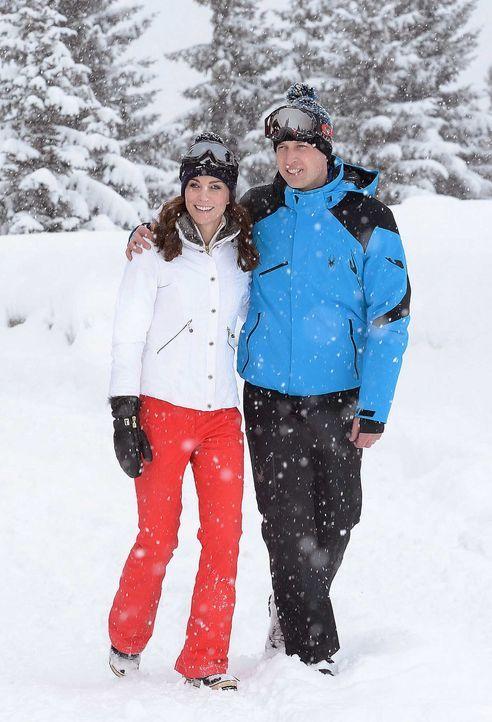 Royals-winterurlaub-2-John Stillwell-POOL-AFP - Bildquelle: John Stillwell/POOL/AFP