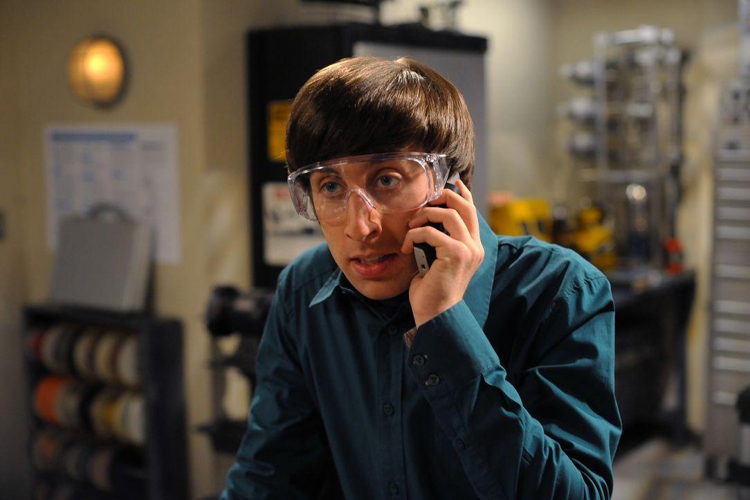 Howard Wolowitz (Simon Helberg) - Bildquelle: Warner Bros. Television