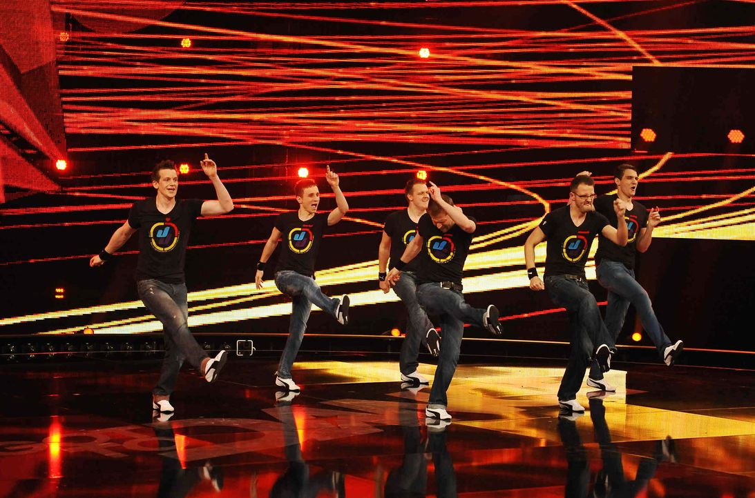 Got-To-Dance-Jump-Jump-05-SAT1-ProSieben-Willi-Weber - Bildquelle: SAT.1/ProSieben/Willi Weber