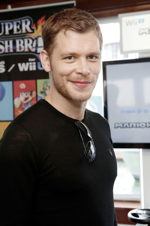 Joseph-Morgan-14-07-25-AFP - Bildquelle: Getty-AFP