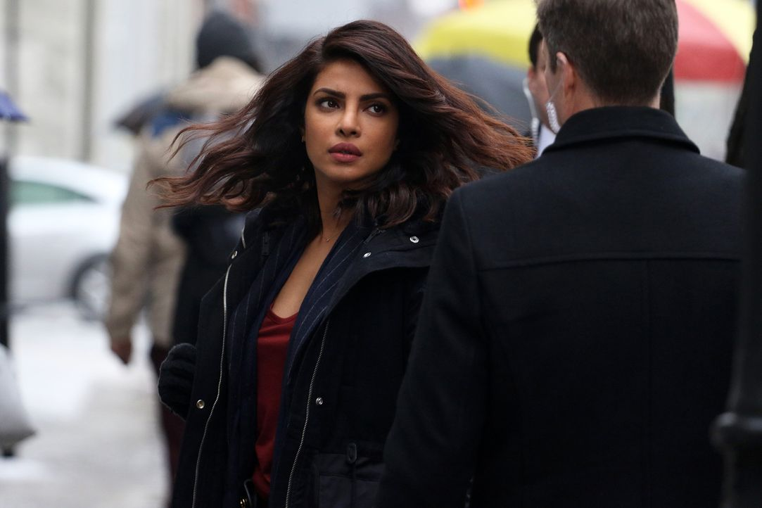 Auf der Suche nach Caleb: Alex (Priyanka Chopra) ... - Bildquelle: Bertrand Calmeau 2015 ABC Studios