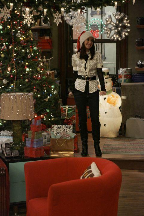 Es weihnachtet sehr. Lily (Alyson Hannigan) hat sich große Mühe gegeben, um die Wohnung für den heiligen Abend vorzubereiten, doch dann kommt es... - Bildquelle: 20th Century Fox International Television