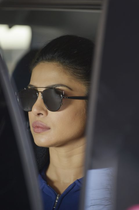 Alex (Priyanka Chopra) bekommt ein ganz besonders Angebot - doch wird sie dies annehmen ... - Bildquelle: Philippe Bosse 2016 American Broadcasting Companies, Inc. All rights reserved.