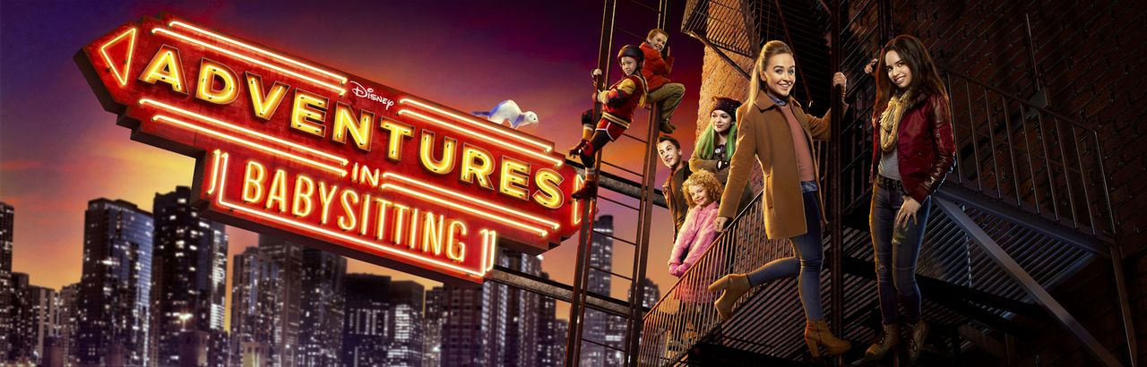 ADVENTURES IN BABYSITTING - Artwork - Bildquelle: 2015 Disney Enterprises, Inc. All Rights Reserved.