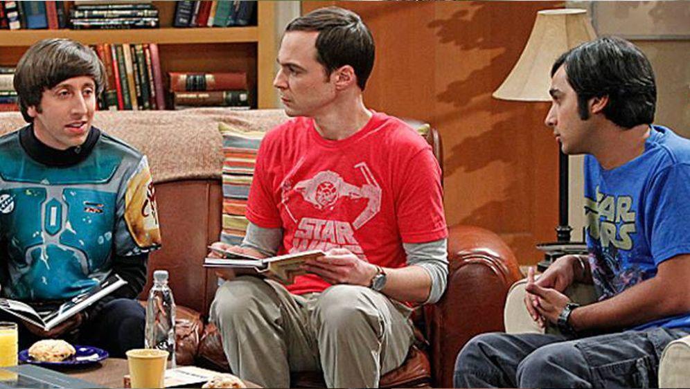 - Bildquelle: Facebook/The Big Bang Theory