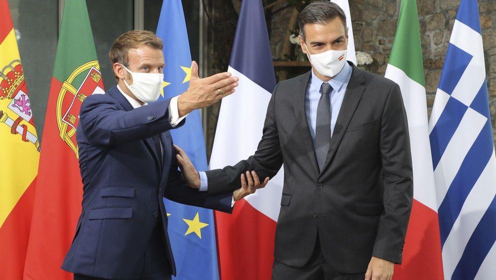 - Bildquelle: Ludovic Marin/AFP POOL/AP/dpa