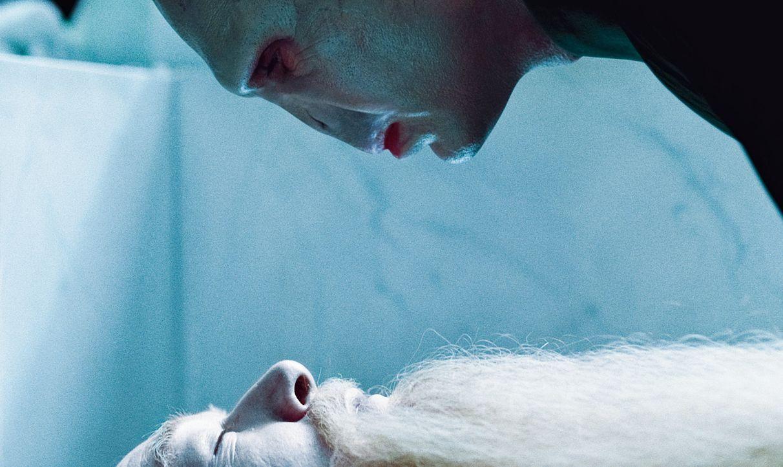 Lord Voldemort (Ralph Fiennes, oben) spürt das Grab von Professor Dumbledore (Michael Gambon, unten) auf und macht sich eine mächtige Waffe zu Eigen... - Bildquelle: 2010 Warner Bros.