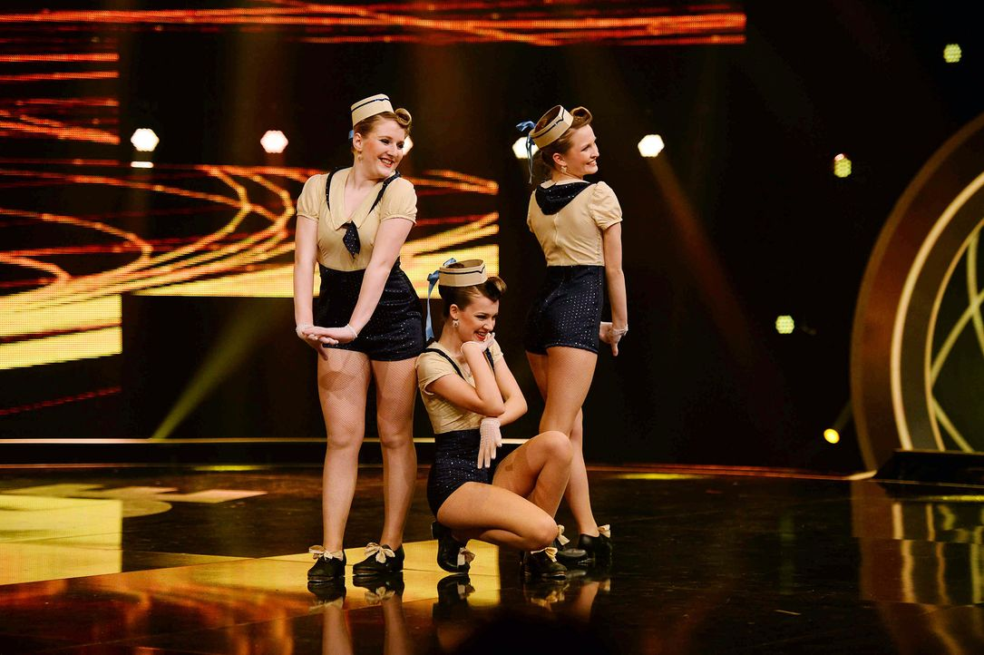 Got-To-Dance-Sailor-Girls-06-SAT1-ProSieben-Willi-Weber-TEASER - Bildquelle: SAT.1/ProSieben/Willi Weber