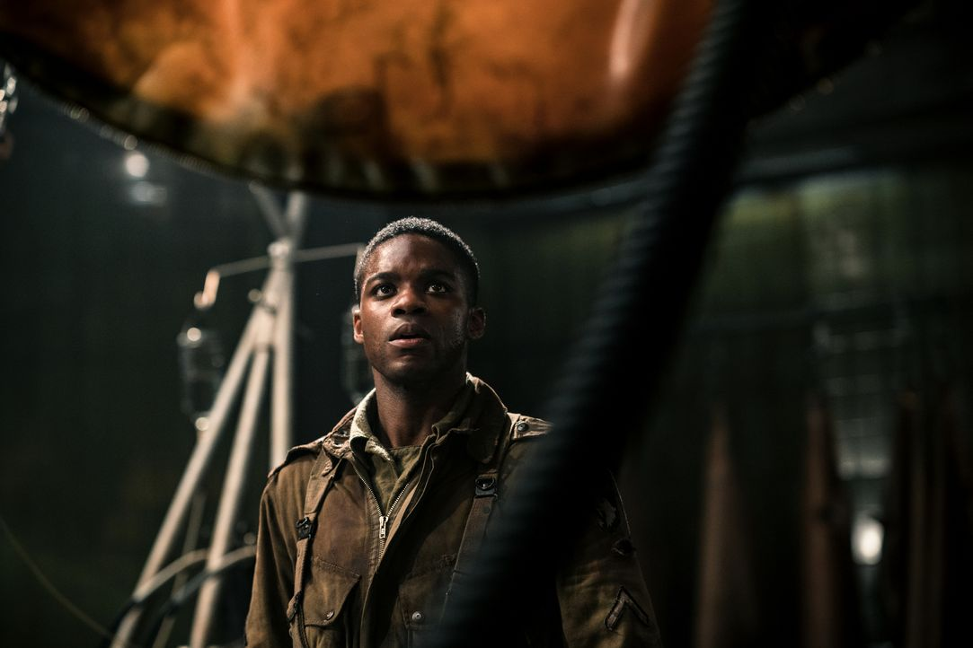 Boyce (Jovan Adepo) - Bildquelle: Peter Mountain 2018 Paramount Pictures. All Rights Reserved. / Peter Mountain