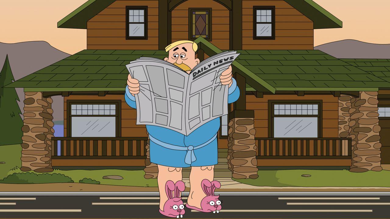 Brickleberry hat eine weibliche Gouverneurin, mit der Woody so seine Probleme hat. Er macht kein Geheimnis daraus, dass er eine Frau in diesem Job a... - Bildquelle: 2013 Twentieth Century Fox Film Corporation and Comedy Partners. All rights reserved.