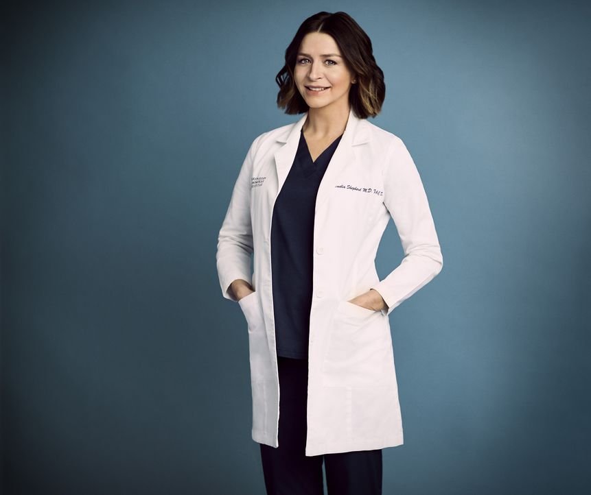 (17. Staffel) - Dr. Amelia Shepherd (Caterina Scorsone) - Bildquelle: Mike Rosenthal 2020 American Broadcasting Companies, Inc. All rights reserved. / Mike Rosenthal
