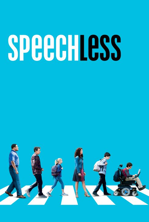 (1. Staffel) - Speechless - Artwork - Bildquelle: 2016-2017 American Broadcasting Companies. All rights reserved.