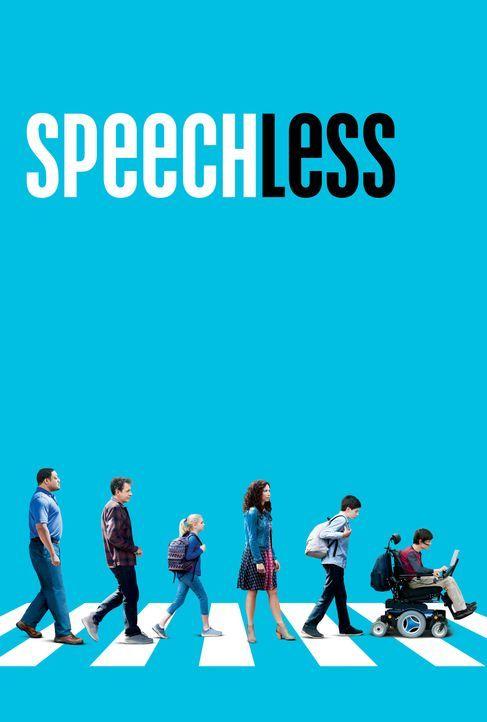 (1. Staffel) - Speechless - Artwork - Bildquelle: 2016-2017 American Broadcasting Companies. All rights reserved.