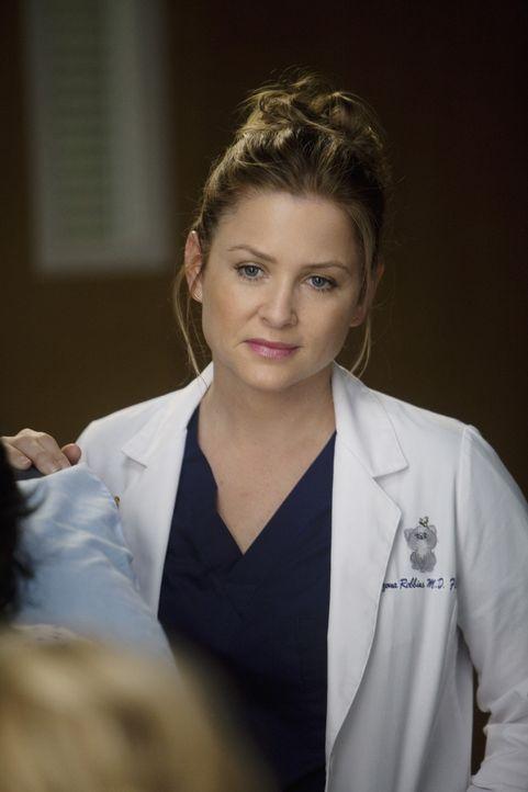 Wird sie Callie bei ihrer Schwangerschaft unterstützen? Arizona (Jessica Capshaw) ... - Bildquelle: ABC Studios