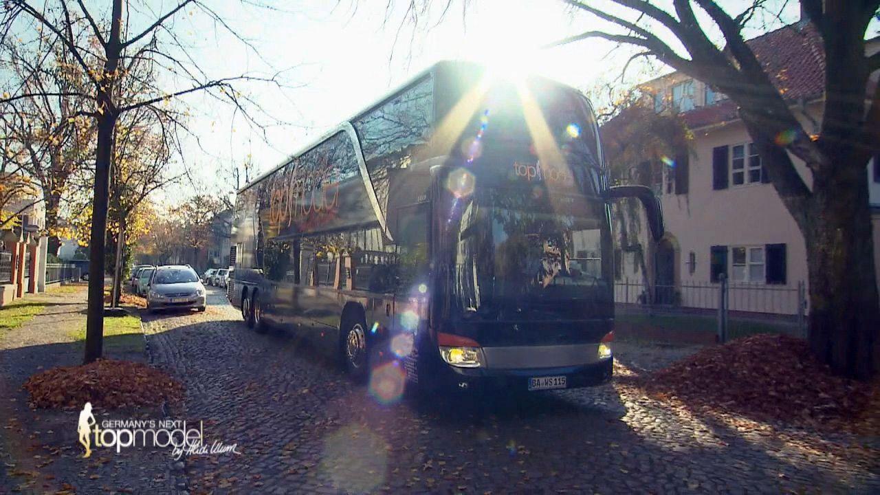 GNTM-10-Sendung01_007 - Bildquelle: ProSieben