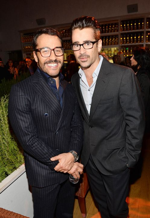 Miss-Golden-Globe-Jeremy-Piven-Colin-Farrell-13-11-21-getty-AFP - Bildquelle: getty-AFP