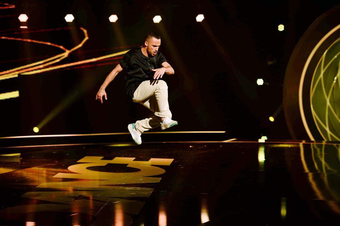 Got-To-Dance-Majid-03-SAT1-ProSieben-Willi-Weber - Bildquelle: SAT.1/ProSieben/Willi Weber