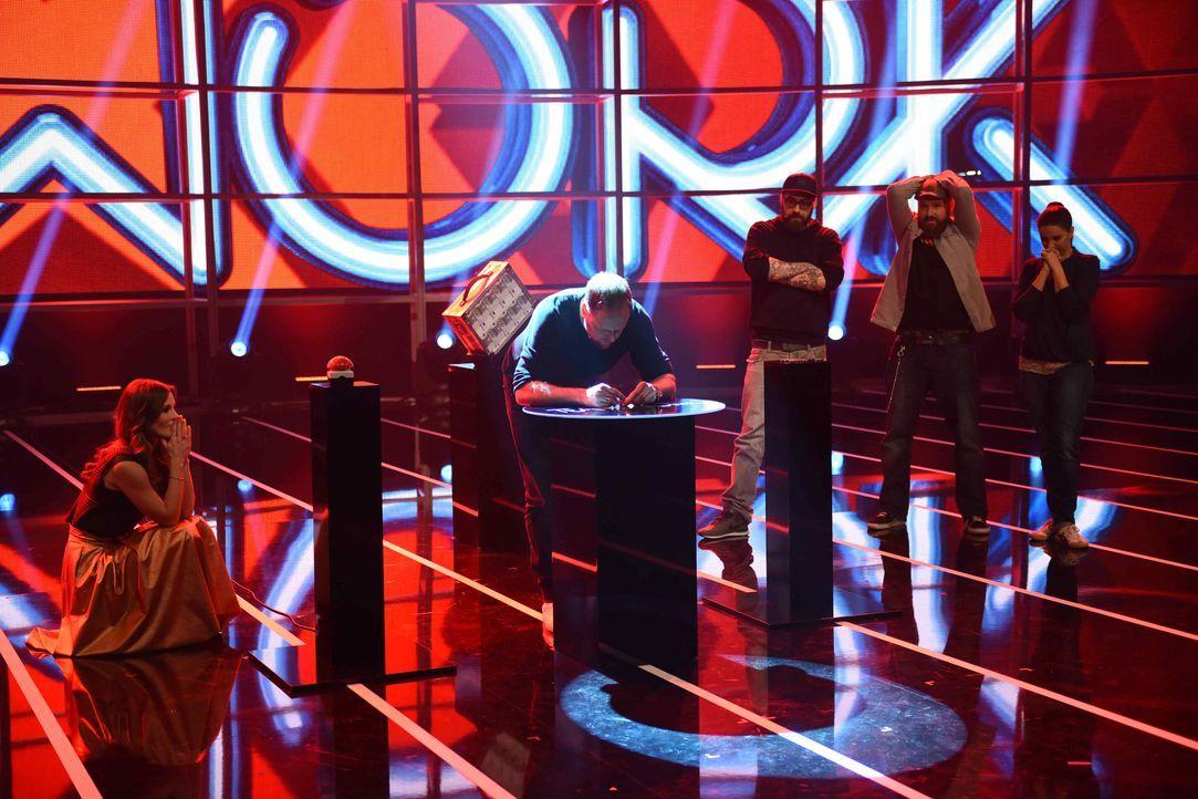 Teamwork_Episode-3_2 - Bildquelle: ProSieben/Willi Weber