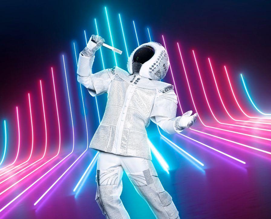 Astronaut - Bildquelle: ProSieben/Boris Breuer