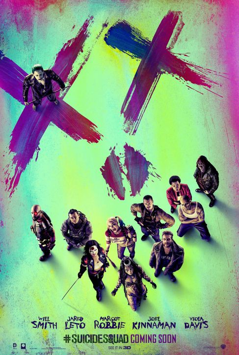 Suicide Squad - Artwork - Bildquelle: Warner Bros.
