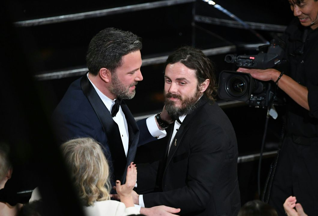 Affleck-Brueder-AFP - Bildquelle: AFP PHOTO / Mark RALSTON
