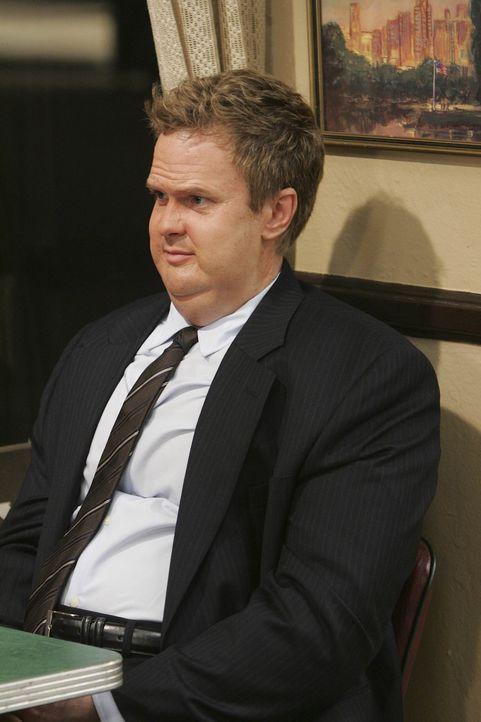 Die Tatsache, dass Barney Ted seine Porno-Sammlung vermacht, ist ein deutliches Zeichen, dass Barney und Robin wirklich ein Paar sind. Allerdings ma... - Bildquelle: 20th Century Fox International Television