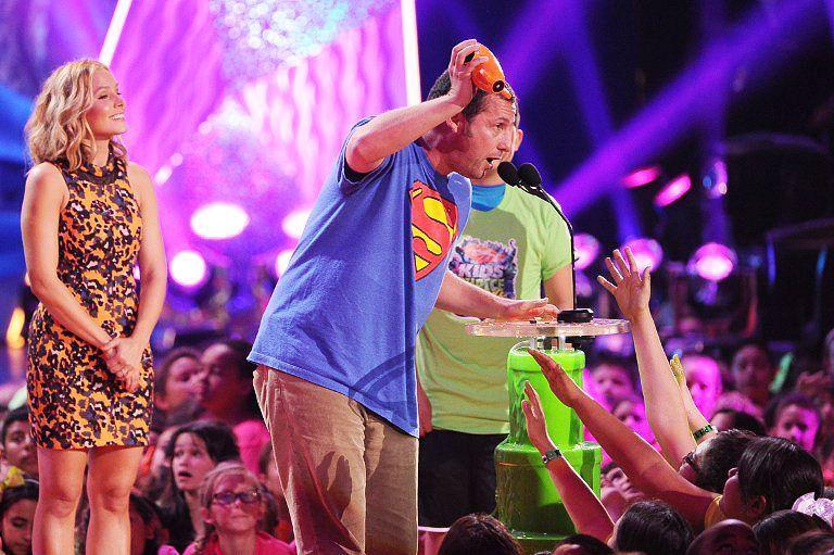 Kids-Choice-Awards-Adam-Sandler-14-03-29-getty-AFP - Bildquelle: getty-AFP