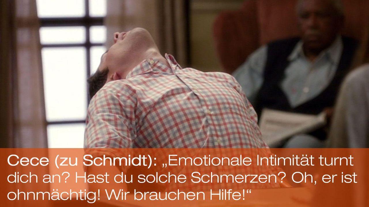 New Girl - Zitate - Staffel 1 Folge 23: 08 - Schmidt (Max Greenfield) - Bildquelle: 20th Century Fox