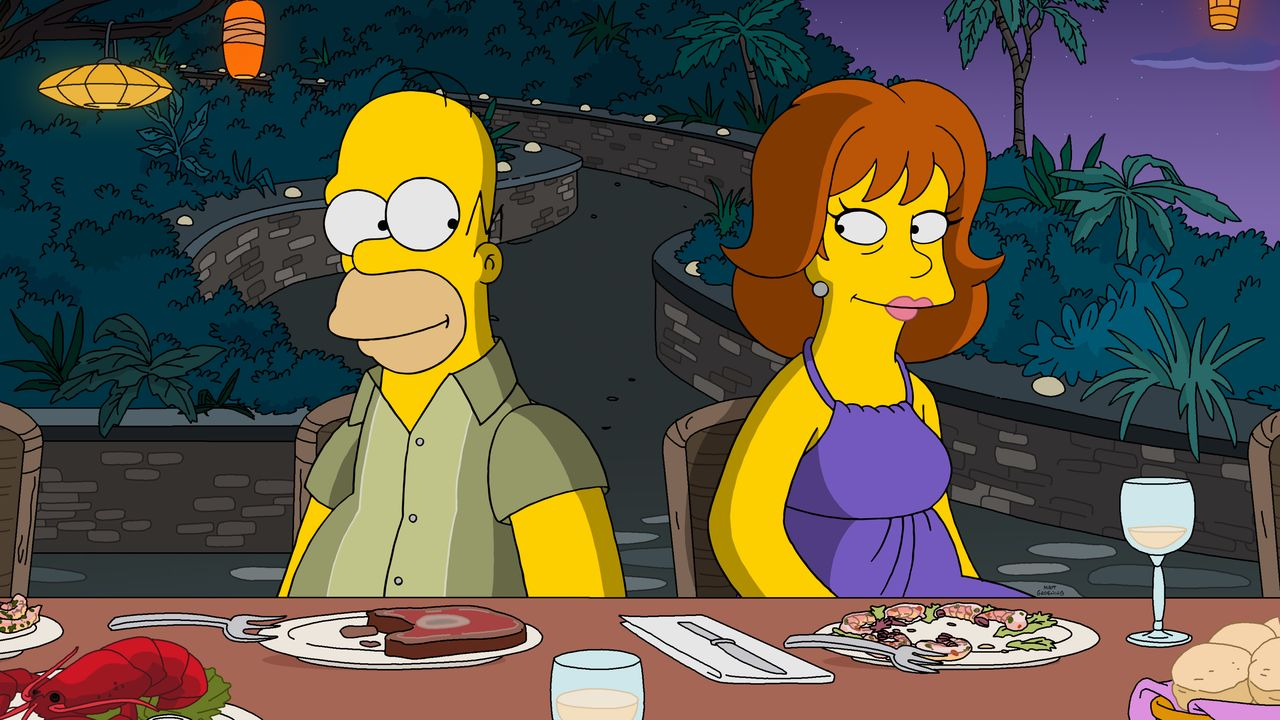 Homer (l.); Evelyn (r.) - Bildquelle: 2019-2020 Twentieth Century Fox Film Corporation.  All rights reserved.
