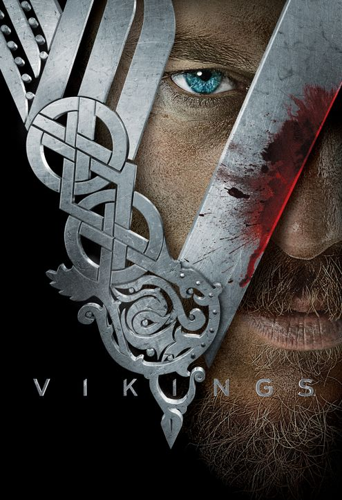 Vikings - Artwork - Bildquelle: 2013 TM TELEVISION PRODUCTIONS LIMITED/T5 VIKINGS PRODUCTIONS INC. ALL RIGHTS RESERVED.