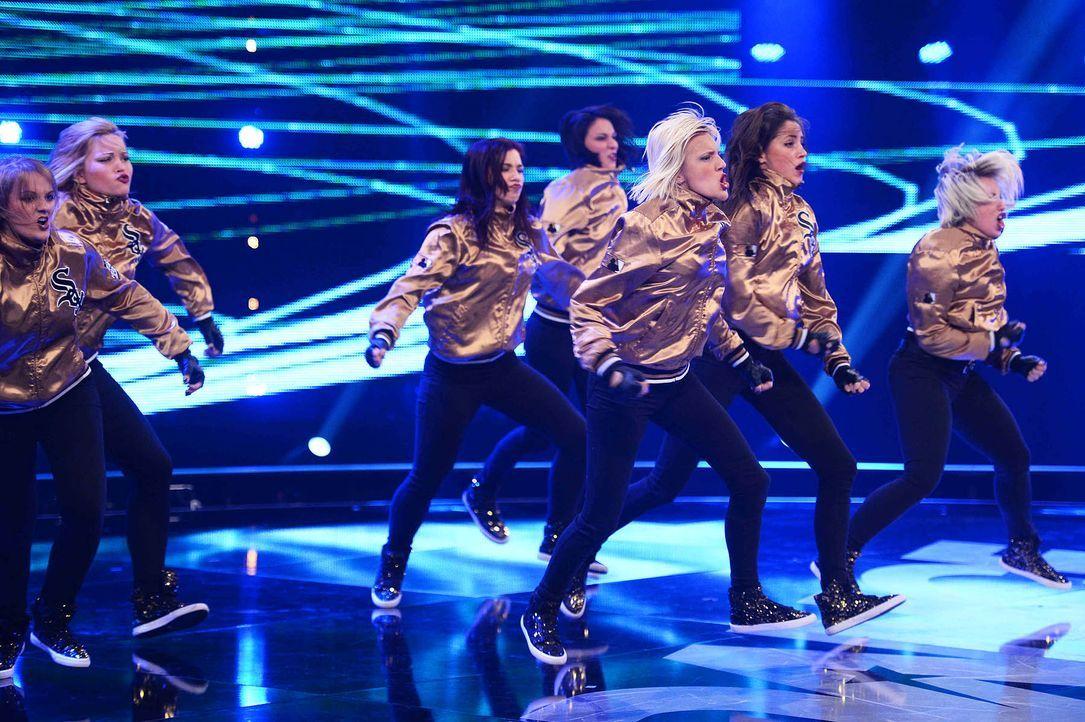 Got-To-Dance-Bronx-Sistas-02-SAT1-ProSieben-Willi-Weber - Bildquelle: SAT.1/ProSieben/Willi Weber