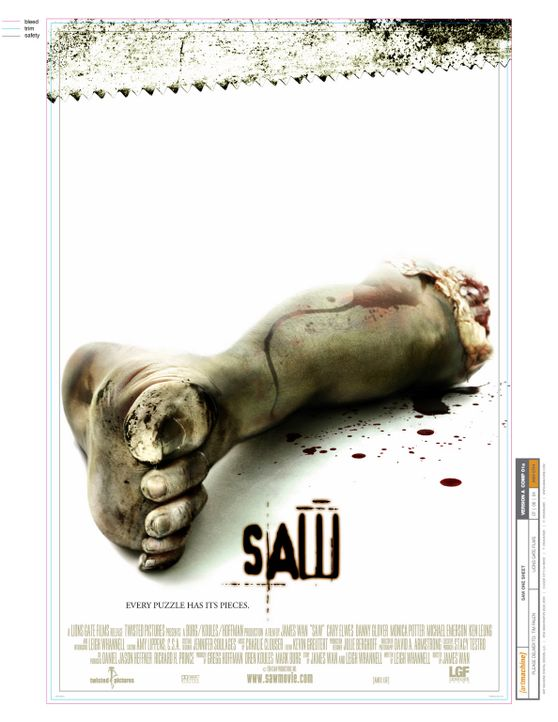 Saw - Bildquelle: Twisted Pictures