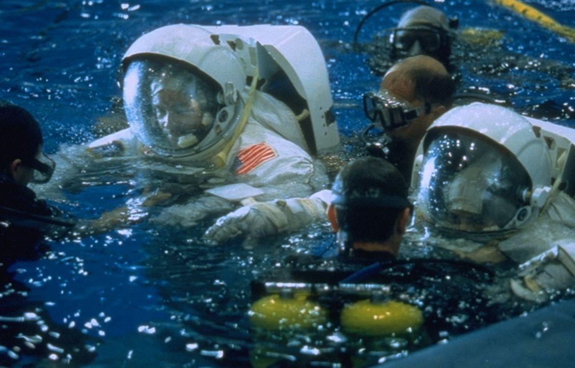In nur 18 Tagen wird ein Team aus Bohrspezialisten zu Astronauten ausgebildet, um eine Mission zu erfüllen. Sie sollen im Auftrag der NASA einen Me... - Bildquelle: Touchstone Pictures