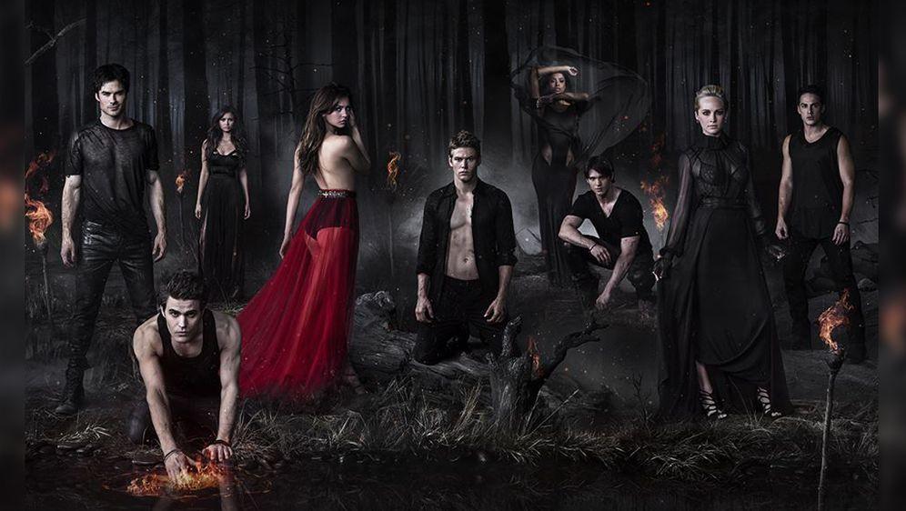 Vampire Diaries Geschichte