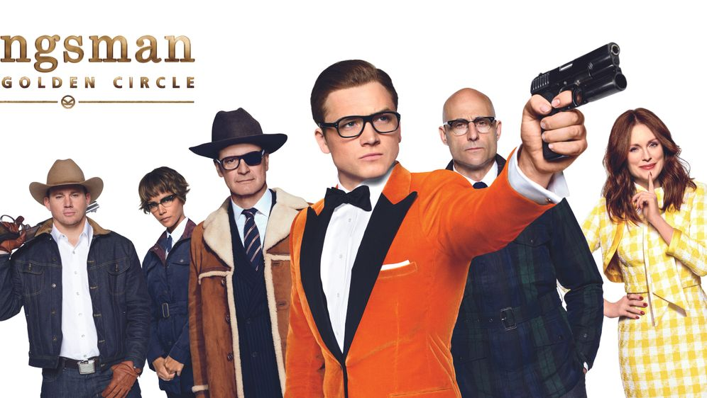 Kingsman: The Golden Circle - Bildquelle: 2017 Twentieth Century Fox Film Corporation. All rights reserved.