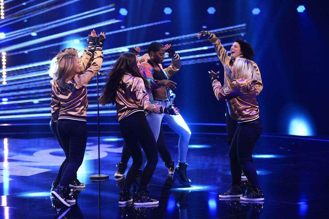 Got-To-Dance-Bronx-Sistas-10-SAT1-ProSieben-Willi-Weber - Bildquelle: SAT.1/ProSieben/Willi Weber