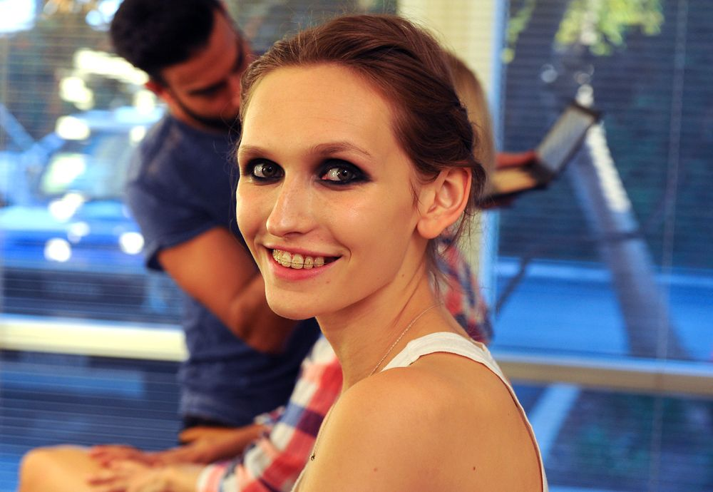 GNTM-Stf09-Epi11-Shooting-24-ProSieben-Micah-Smith  - Bildquelle: ProSieben/Micah Smith