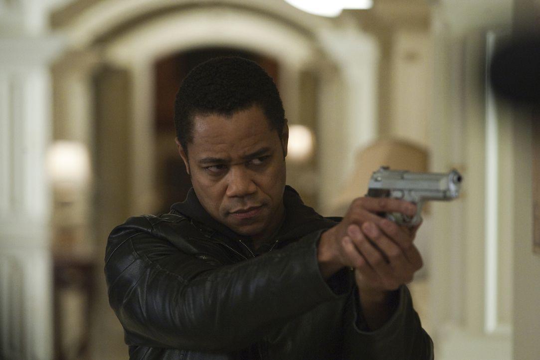 Begeht einen Fehler, der eine gewaltige Gewaltspirale auslöst: Profikiller Joshua (Cuba Gooding Jr.) ... - Bildquelle: Paramount. All Rights Reserved.