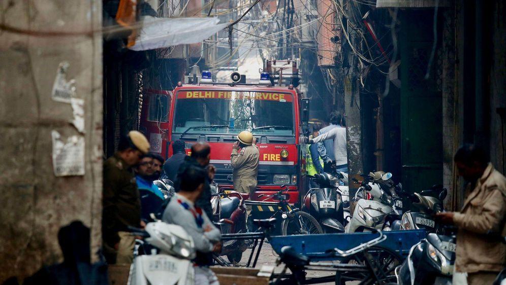 - Bildquelle: Manish Swarup/AP/dpa