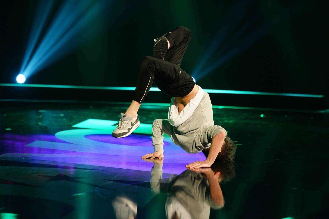 Got-To-Dance-Ferhat-Satan-04-SAT1-ProSieben-Willi-Weber - Bildquelle: SAT.1/ProSieben/Willi Weber