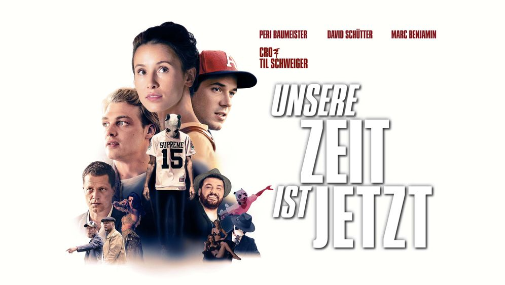 Unsere Zeit ist jetzt - Bildquelle: 2016 Mr. Brown Entertainment Filmproduktion GmbH / Chimperator Films GmbH /Barefoot Films GmbH/ Warner Bros. Entertainment GmbH. All rights reserved