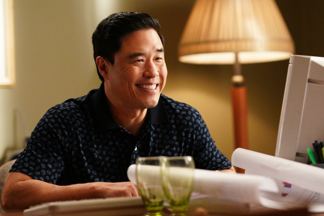 Louis Huang (Randall Park) - Bildquelle: Christopher Willard 2019 American Broadcasting Companies, Inc. All rights reserved. / Christopher Willard