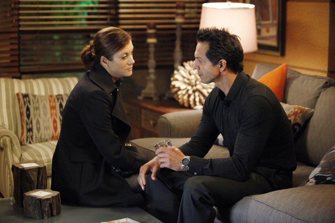 Als sich Ericas Zustand rapide verschlechtert, versuchen Charlotte und Cooper Mason auf das Schlimmste vorzubereiten, während Addison (Kate Walsh,... - Bildquelle: ABC Studios
